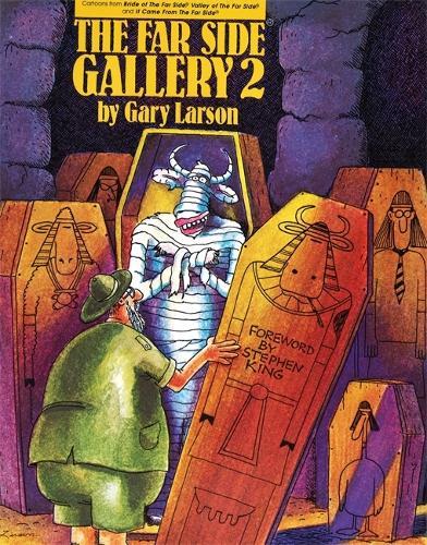 The Far Side Gallery 2 - The Far Side Gallery (Paperback)