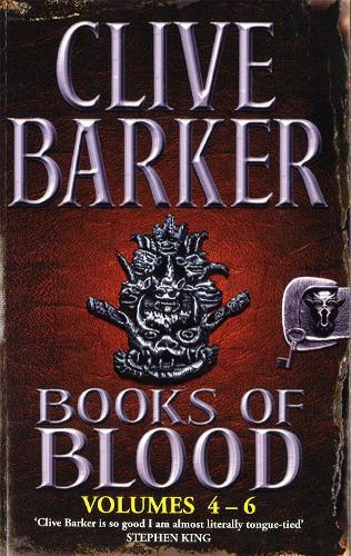 Books Of Blood Omnibus 2: Volumes 4-6 (Paperback)