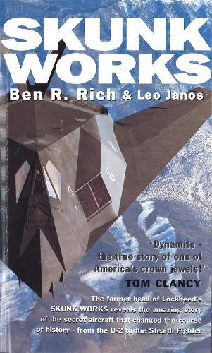 Skunk Works: A Personal Memoir of My Years at Lockheed (Paperback)