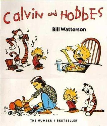 Calvin And Hobbes: The Calvin & Hobbes Series: Book One - Calvin and Hobbes (Paperback)