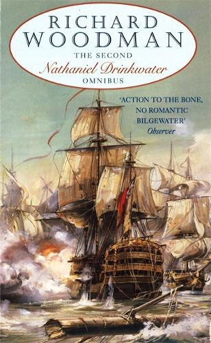 The Second Nathaniel Drinkwater Omnibus: Numbers 4, 5 & 6 in series - Nathaniel Drinkwater Omnibus (Paperback)