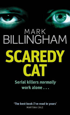 Scaredy Cat - Tom Thorne Novels 2 (Paperback)