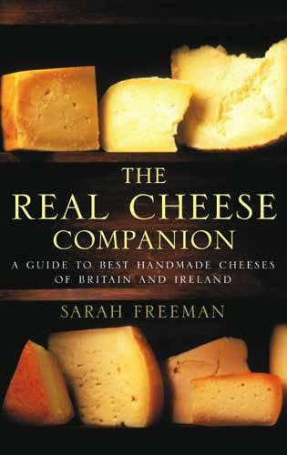 The Real Cheese Companion (Paperback)