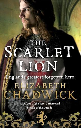 The Scarlet Lion - William Marshal (Paperback)