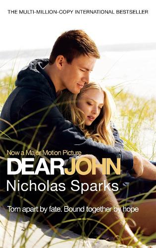 Cover of the book, Dear John.