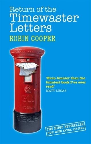 Return Of The Timewaster Letters (Paperback)