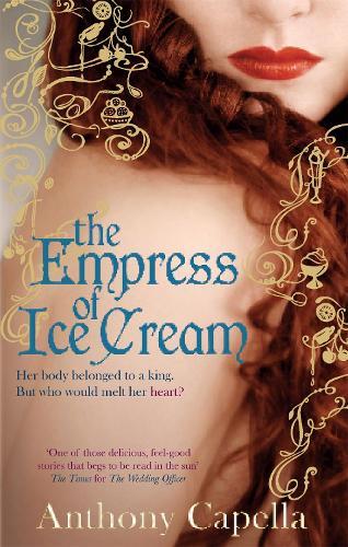 The Empress Of Ice Cream (Paperback)
