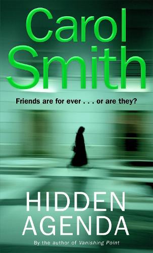 Hidden Agenda (Paperback)