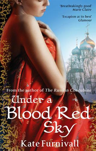 Under A Blood Red Sky: 'Escapism at its best' Glamour (Paperback)
