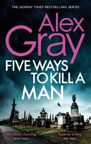 Five Ways To Kill A Man - William Lorimer (Paperback)