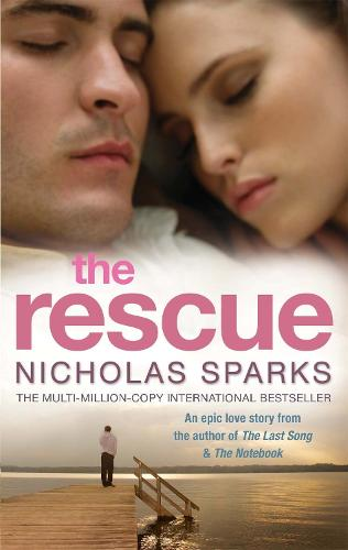Cover of the book, The Rescue.