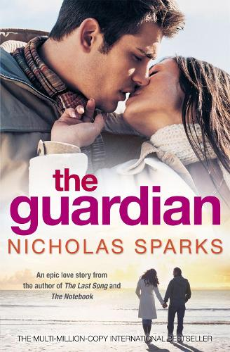 Cover of the book, The Guardian.