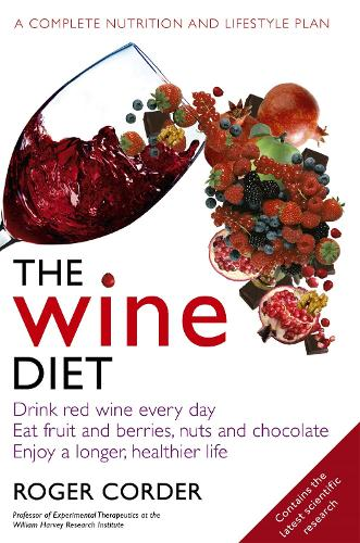 The Wine Diet (Paperback)