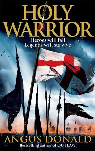 Holy Warrior - Outlaw Chronicles (Paperback)