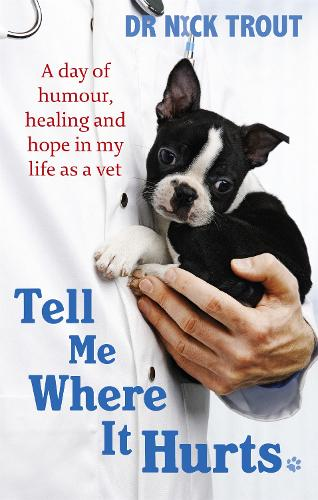 Tell Me Where It Hurts: A Day of Humour, Healing and Hope in My Life as a Vet (Paperback)