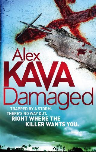 Damaged - Maggie O'Dell (Paperback)