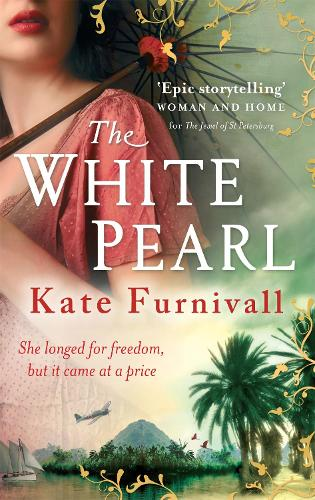 The White Pearl: 'Epic storytelling' Woman & Home (Paperback)