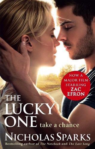 Cover of the book, The Lucky One.