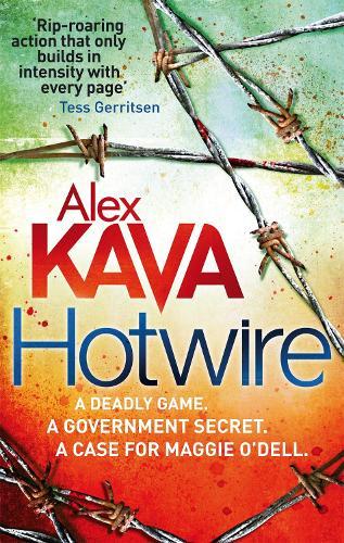 Hotwire - Maggie O'Dell (Paperback)