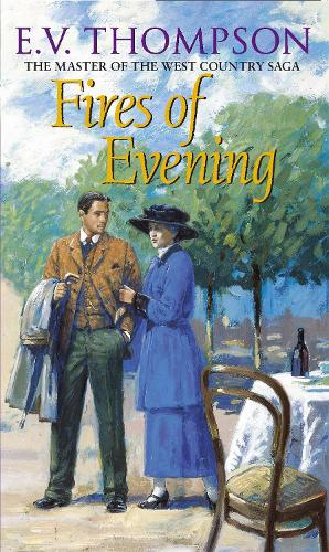 Fires Of Evening: Number 8 in series - Retallick Saga (Paperback)