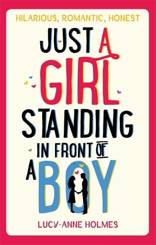 Just a Girl, Standing in Front of a Boy (Paperback)