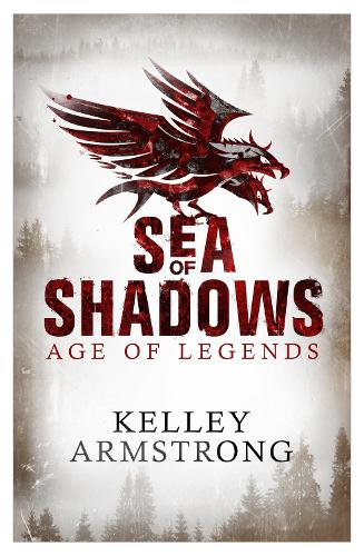 Sea of Shadows: Number 1 in series - Age of Legends (Paperback)