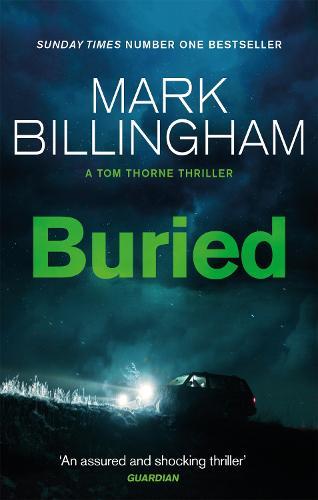 Buried - Tom Thorne Novels 6 (Paperback)