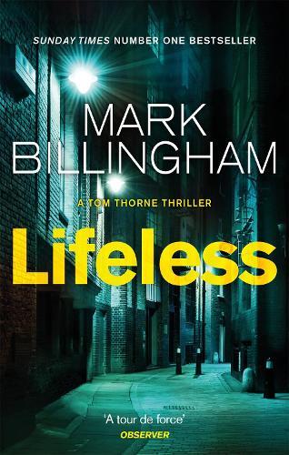 Lifeless - Tom Thorne Novels (Paperback)