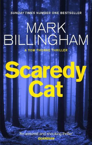 Scaredy Cat - Tom Thorne Novels (Paperback)