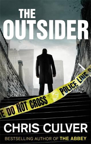 The Outsider - Detective Ash Rashid (Paperback)