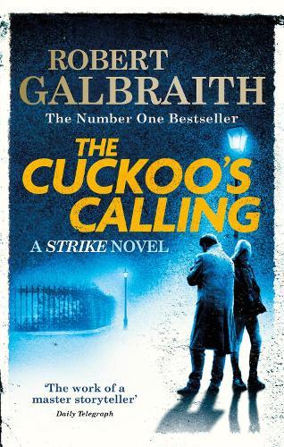Cover The Cuckoo's Calling - Cormoran Strike 1