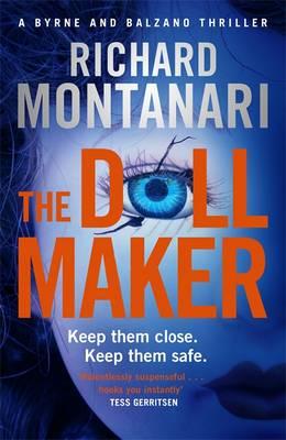 The Doll Maker - Byrne and Balzano (Hardback)