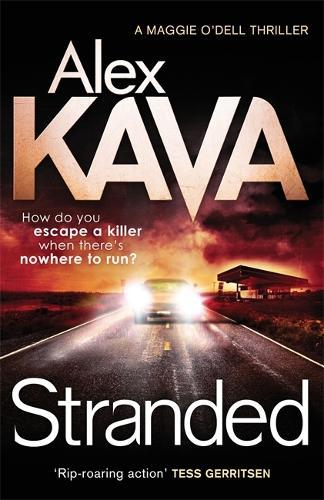 Stranded - Maggie O'Dell (Paperback)