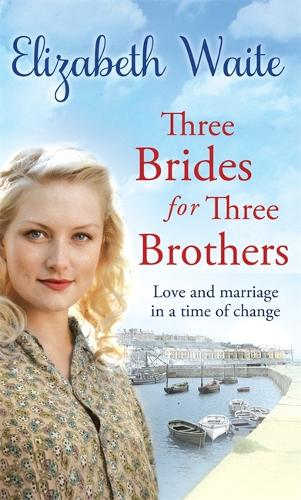 Three Brides for Three Brothers (Paperback)