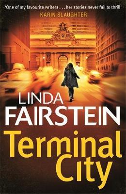 Terminal City - Alexandra Cooper Series 16 (Hardback)