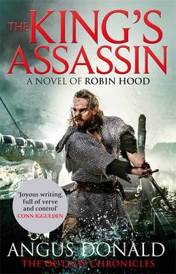 The King's Assassin - Outlaw Chronicles (Hardback)