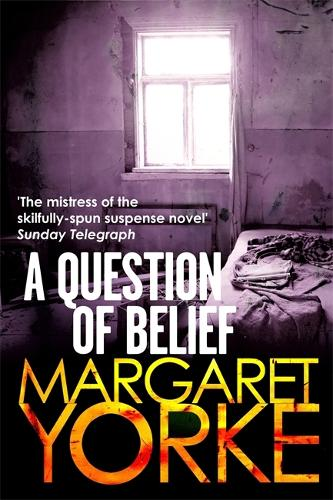 A Question Of Belief (Paperback)