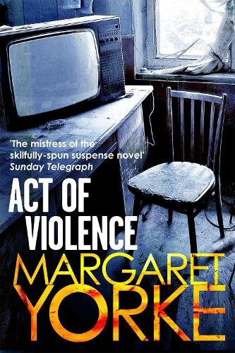 Act of Violence (Paperback)