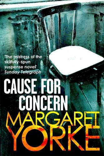 Cause For Concern (Paperback)