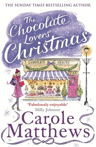 The Chocolate Lovers' Christmas (Hardback)