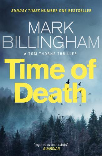 Time of Death - Tom Thorne Novels (Paperback)