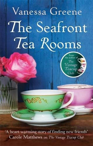 The Seafront Tea Rooms (Paperback)