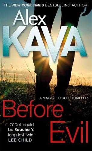 Before Evil - Maggie O'Dell (Hardback)