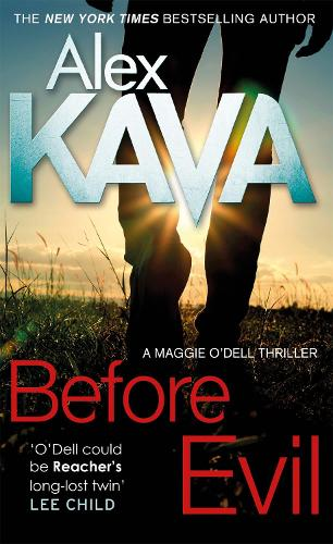 Before Evil - Maggie O'Dell (Paperback)