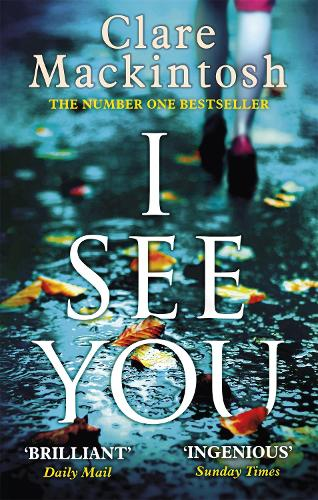 I See You: The Number One Sunday Times Bestseller (Paperback)
