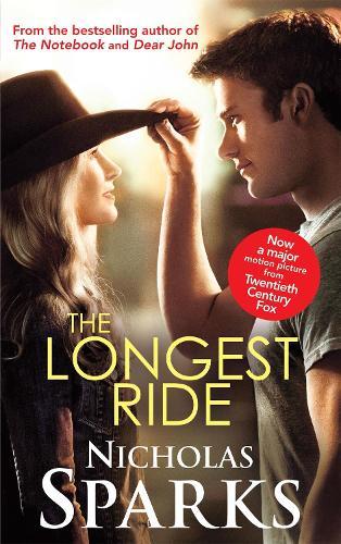 The Longest Ride (Paperback)