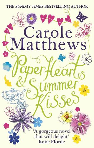 Paper Hearts and Summer Kisses (Paperback)