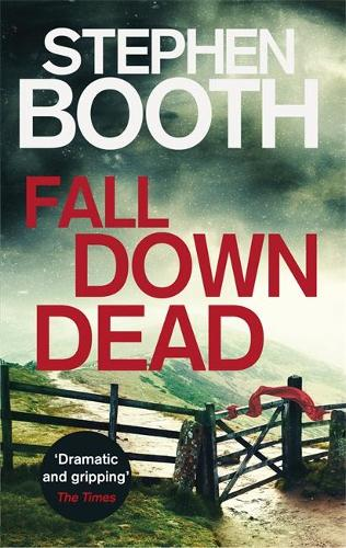 Fall Down Dead - Cooper and Fry (Paperback)