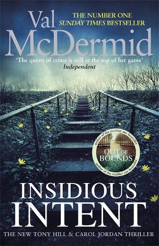 Insidious Intent - Tony Hill and Carol Jordan (Paperback)