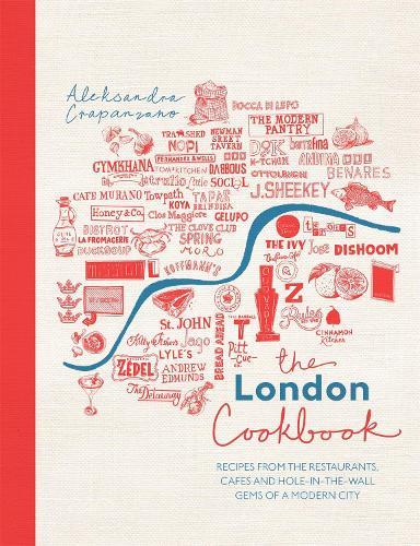 The London Cookbook (Hardback)